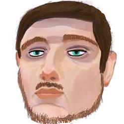 Self Portrait by Warhawk14145