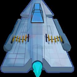 Player Ship by Warhawk14145