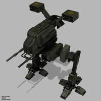 mechwarrior ERM-A01 by ermy31