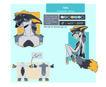 ADOPT (AUCTION) open by DominoQuinn