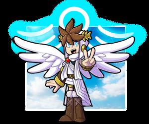 Angel man by GodlikeGnocchi