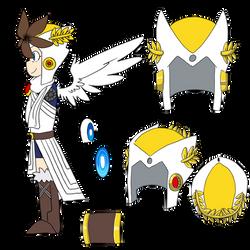 Angel Man Reference by GodlikeGnocchi