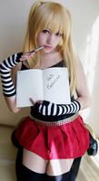 Amane Misa Death Note by Zettai-Cosplay