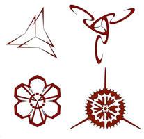 logos by GentleManiac