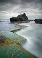 Forresters Rock Study 6 by brentbat