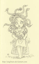 Medusa on Tumblr by Angilram