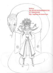 2013-Medusa-MH by Angilram