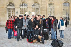 Paris devMeet v.6 Group Shot by ZeldaDreams