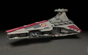 Lego 8039 render $1 by sebwouaib