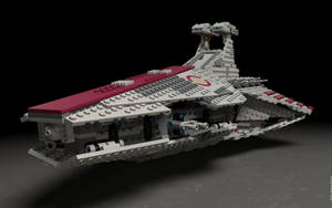 Lego 8039 render $2 by sebwouaib