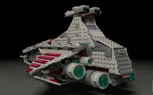 Lego 8039 render $4 by sebwouaib