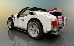 Lego 4993 render $2 by sebwouaib