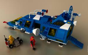 Lego Cosmic Fleet Voyager $1 by sebwouaib