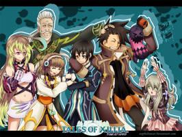 Team Xillia by ScytheDancer