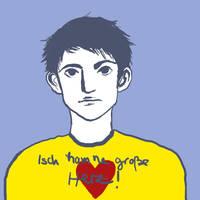 big heart by Lapaka