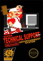 Super Technical Support Team by NanakaShimada