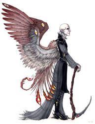 Destroying Angel by PsychoDjinn