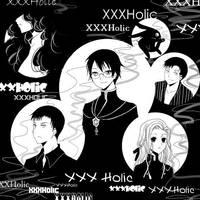 xxxHolic:Rou by meguchan91