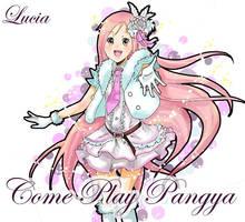 Come Play Pangya by meguchan91