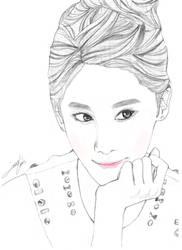 Yoona by meguchan91