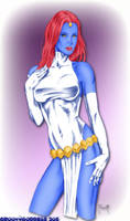 Mystique by Foust by Groovygoddess