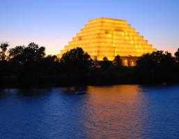 The Ziggurat by lenavvargo