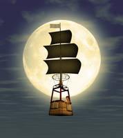 Sail Away by LenaSkates