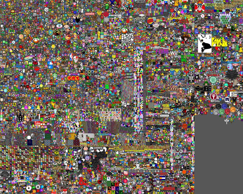Pixel Sprite Montage Last Updated Mar 3 2018 By Godofdarness18