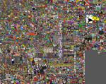 Pixel Sprite Montage (Last Updated: Mar. 3, 2018) by GodofDarness18