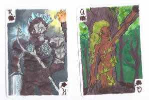 Earth Cards by Iolka46
