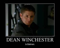 Dean is Batman. by xFwankiex
