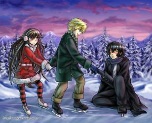 PH - Winter Trio by Amarevia