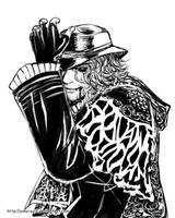 Daemon of Niflheim by Amarevia