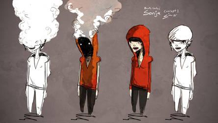 Sonja Smoke by Scruggs