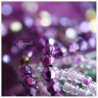 Purple by ironicna