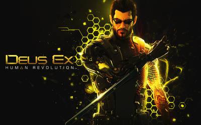 Deus EX: Human REVOLUTION by calebfx