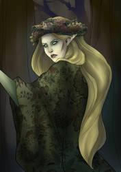 The fairy's wrath by whianem