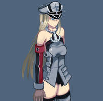 Old/Rusty Bismarck by anobaith