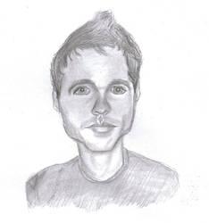 Random Sketch by johnlacey