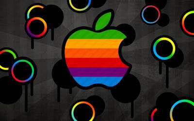 Apple Spore by knightowl9