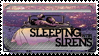 Sleeping With Sirens Stamp by fueledbychemicals