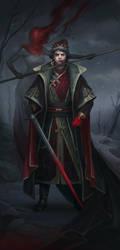 Anakin Dark Fairy Tale by horizer