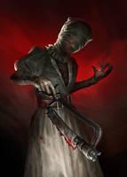 Nurse fanart by horizer