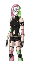 Young Justice OC: Casdi (Bio) by Sparvely