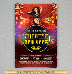 Chinese New Year by feydesignGR