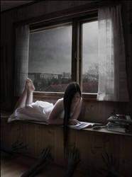Creeping Shadows by Silaynne
