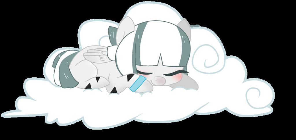 Little Furi Sleeping by Koymija