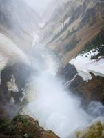 Yellowstone Canyon by MaciejKarcz