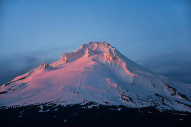 Mt Hood by MaciejKarcz