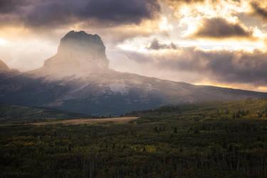 Chief Mountain 2 by MaciejKarcz